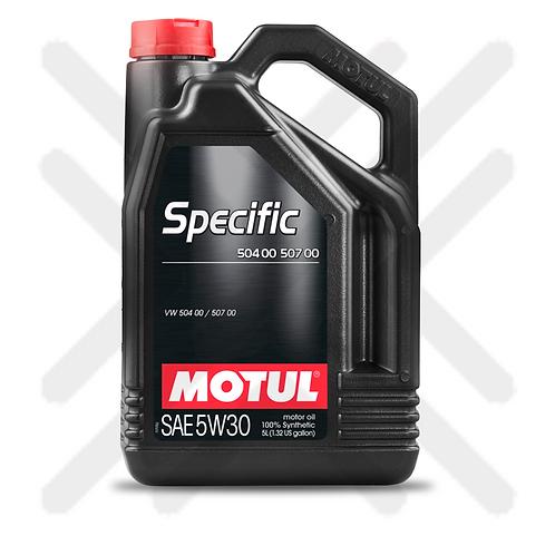 Motul VW Specific 504 00, 507 00 5W-30