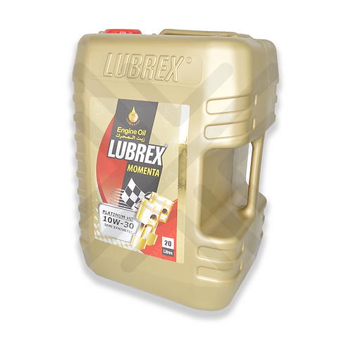 Lubrex Momenta Platinum HD 10W-30 20L