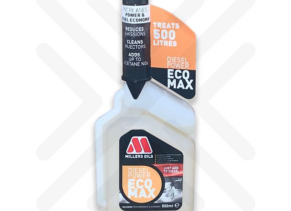Millers Diesel Power EcoMax 500ML