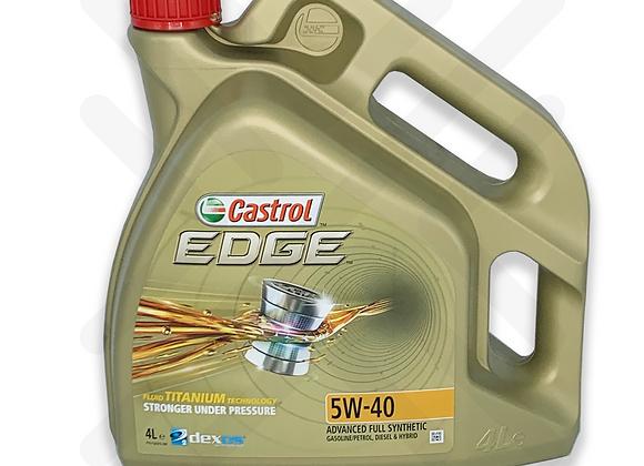 Castrol Edge 5W-40 4L