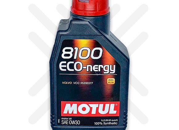 Motul 8100 Eco-energy 0W30 1L