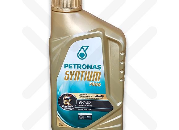 Petronas Syntium 7000 0W-20 1L