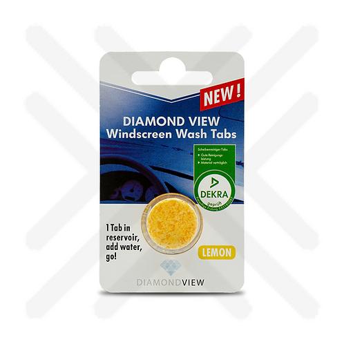 Diamond View Screenwash 1 Tab