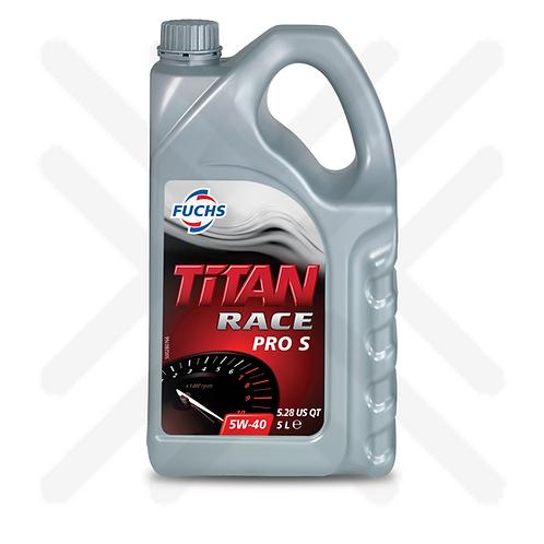 Fuchs Titan Race Pro S 5W-40