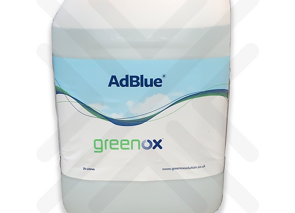 AdBlue 20 Litres All Commercial Automotive Vehicles