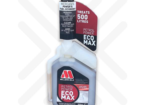 Millers Petrol Power EcoMax 500ml