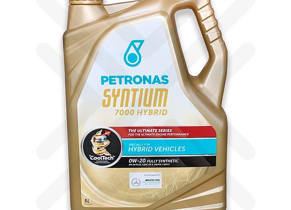 Petronas Syntium 7000 0W-20 Hybrid