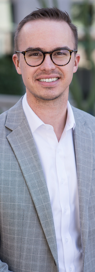 Matt Business Headshot