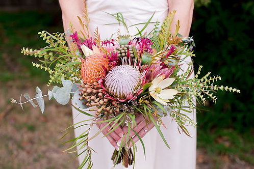 Native Wedding Bouquet