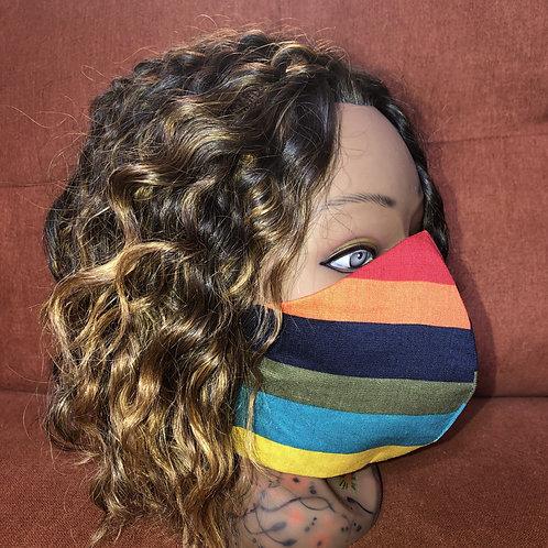 Rainbow Fashion Mask