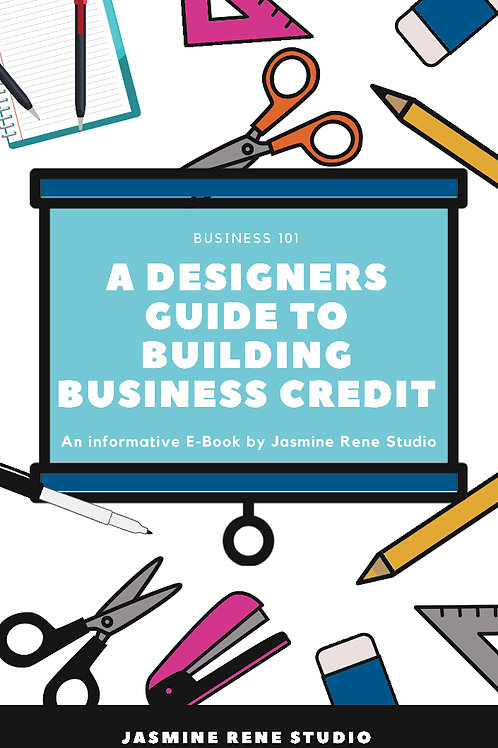 A Designers Guide to building business credit