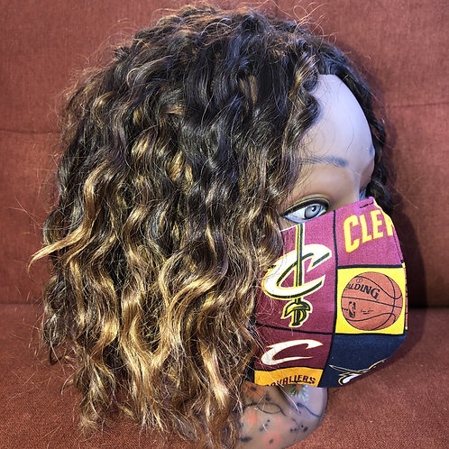 Cle Cavaliers Fashion Mask