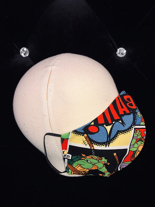 Ninja Turtles Fashion Mask
