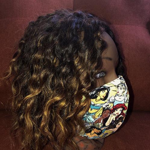 Disney Princess Fashion Mask