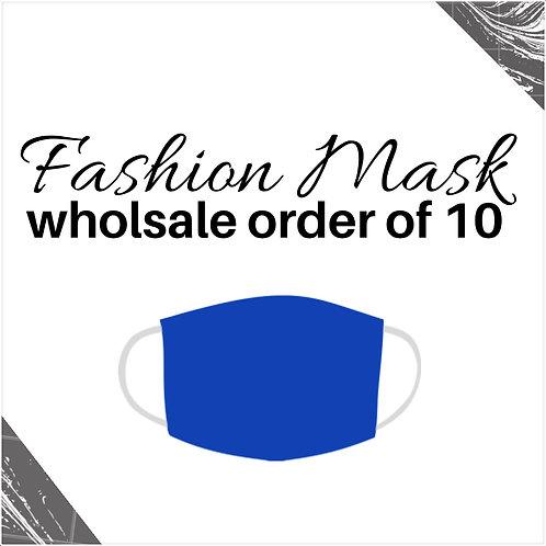 Blue Wholesale Fashion Mask (10)