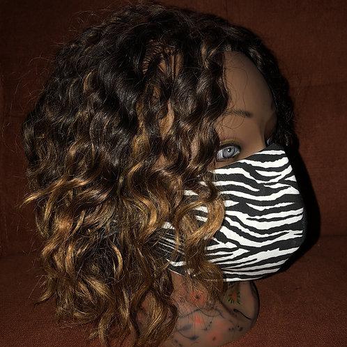 Cruela Deville  Fashion Mask