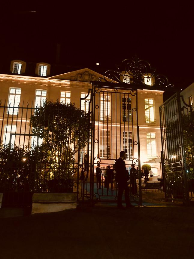 Marathon culinaire dans un cadre idyllique en plein coeur de Paris.