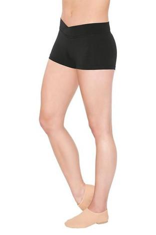 Adult Dance Shorts V Front So Danca.jpg