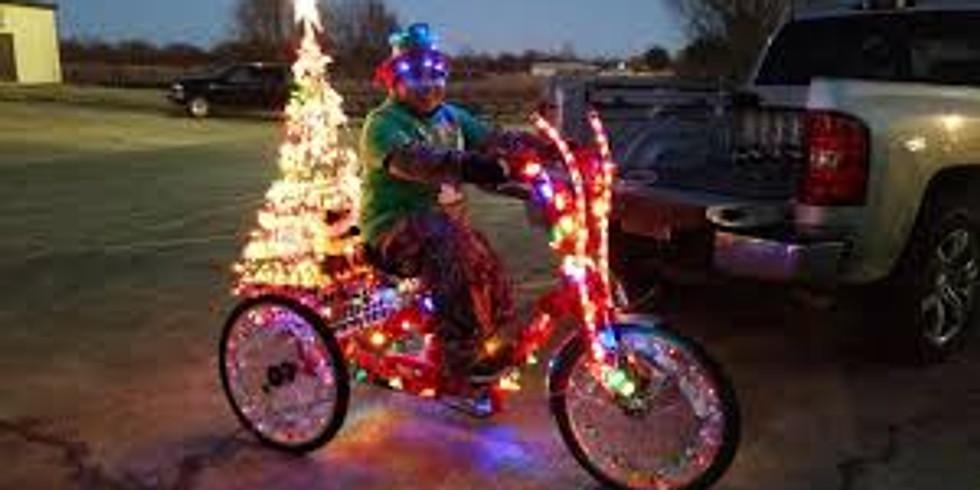 Christmas LIT Ride