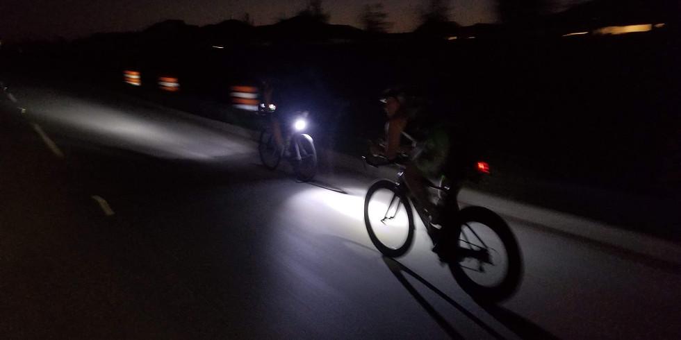 No-Drop Morning Dark Ride