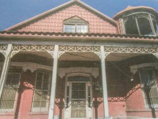 La Casa Robertson en la Colonia Bellavista