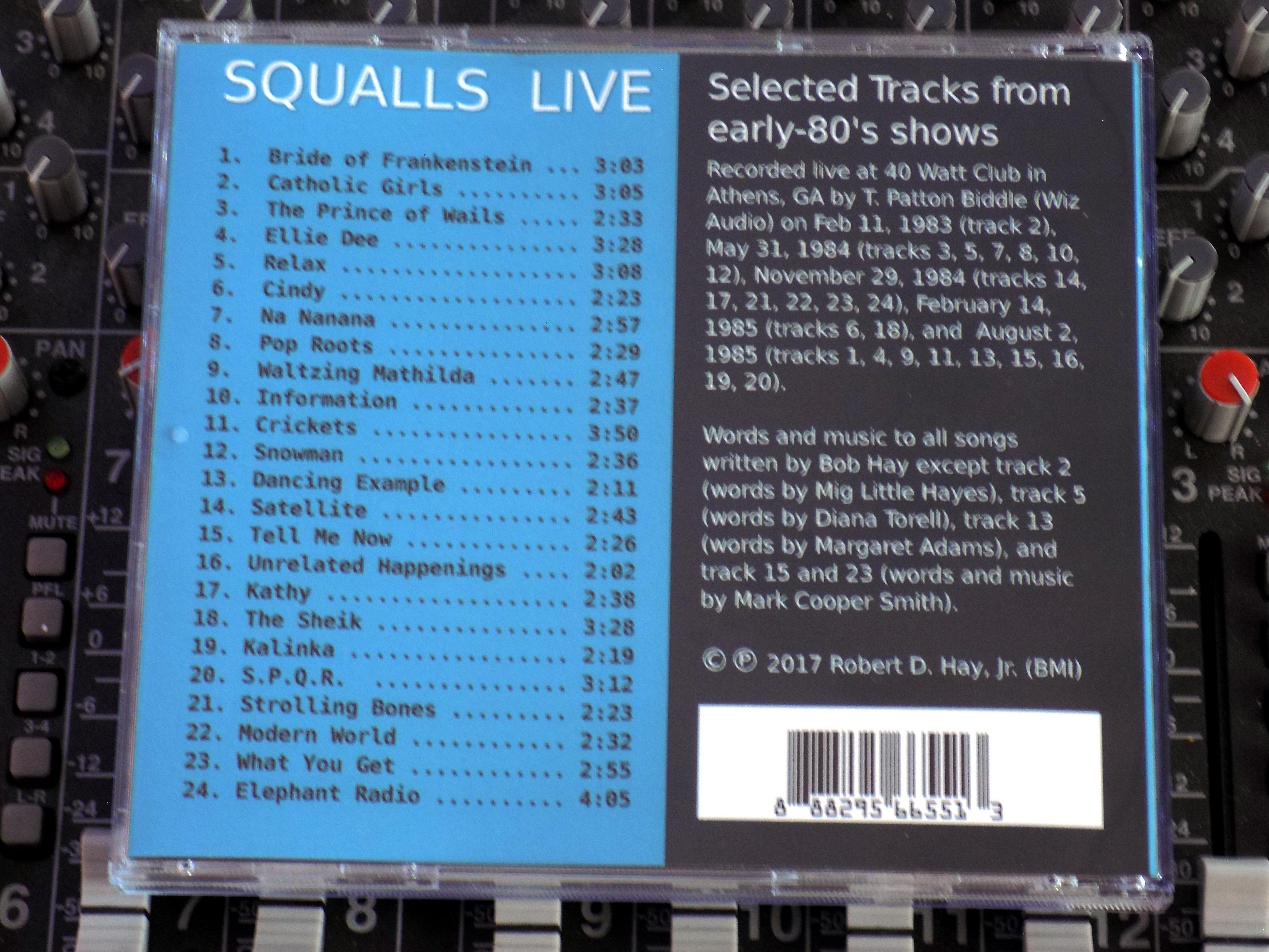 Squalls 2