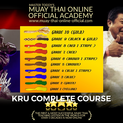 KRU COURSE OFFICIAL GRADES 1 TO 10