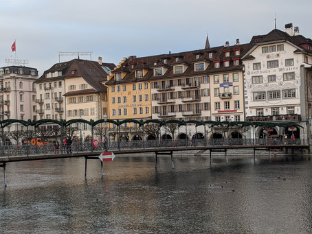 The Jewel That is Luzern