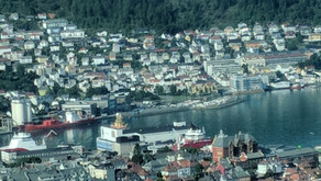 Norway--the North Way to Trolls, Fjords, and Viking Legends