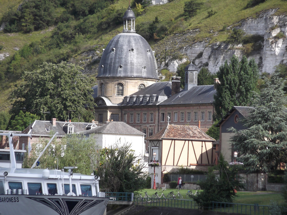 River cruise in Europe