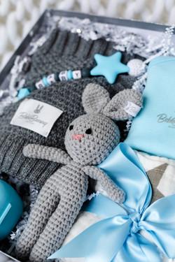 BebeBunny Blue Box