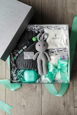 BebeBunny Turquoise Box