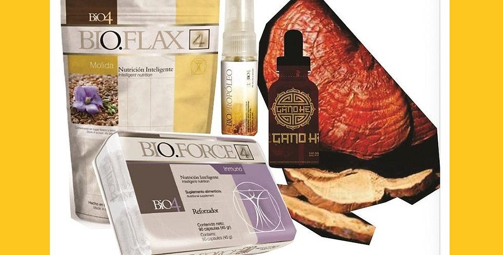 Bio4 Fortalece tu sistema inmunologico