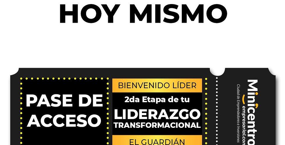 """El Guardián"" Liderazgo Transformacional 2da. Etapa"