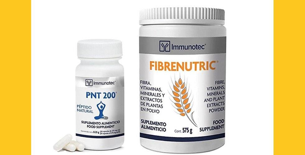 Suplemento Alimenticio Fibrenutric