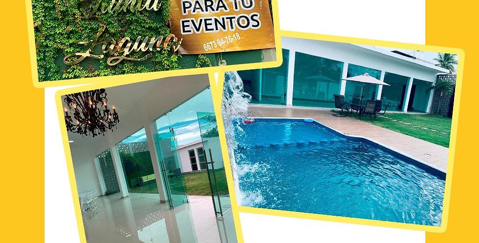 Salón de Eventos Quinta Laguna
