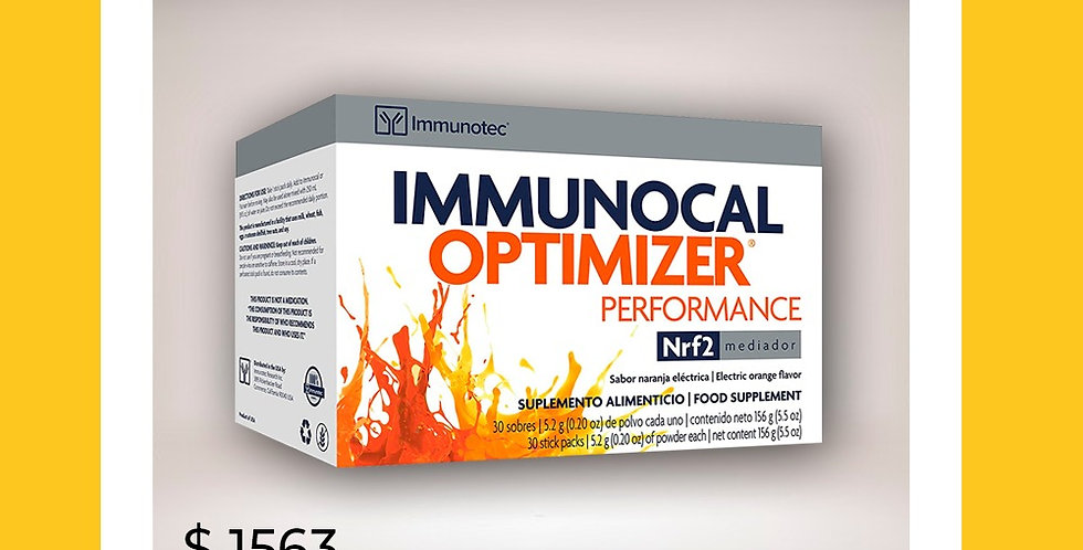 Suplemento Alimenticio Inmunocal Optimizer