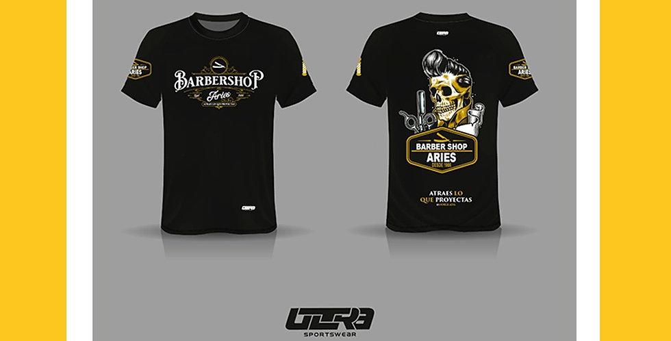 Camisetas Barber Shop Aries