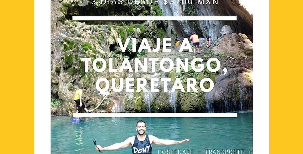 Viaje a Tolantongo y Queretaro