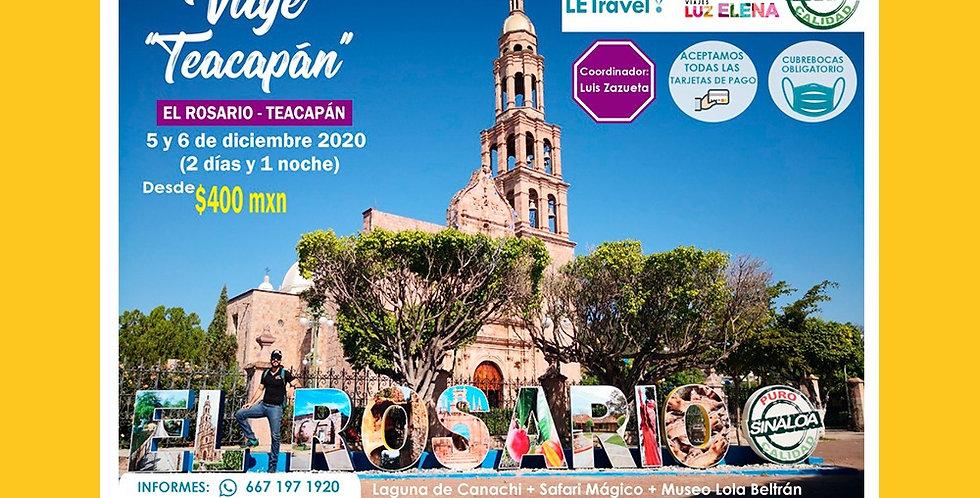 Viaje a Teacapán Free LETravel