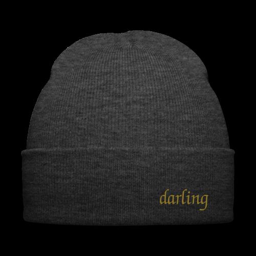 Darling Beanie - Black
