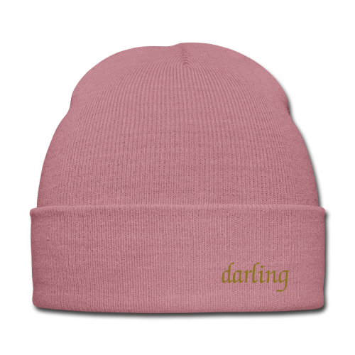 Darling Beanie - Pink