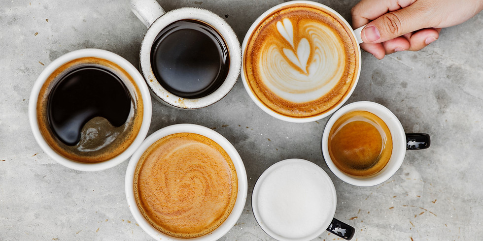Caregiver Coffee-CANCELLED
