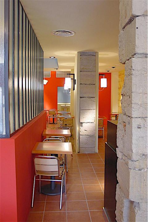 accueil restaurant Viaggio