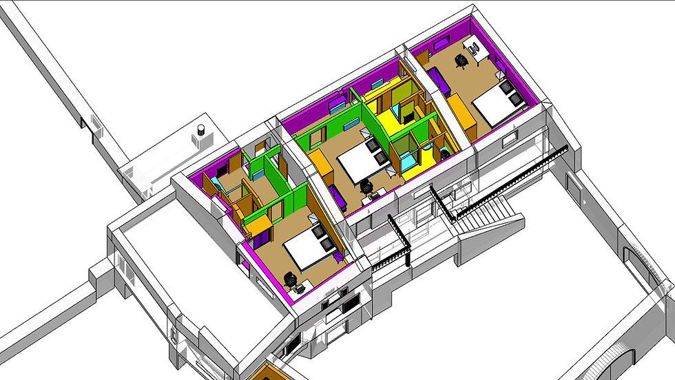 video permettant de comprendre les détails du projet de la rénovation de la maison