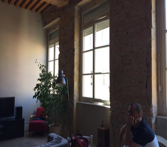 ancien appartement