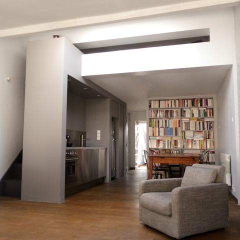 Projet 11 - Une architecture intérieure minimaliste