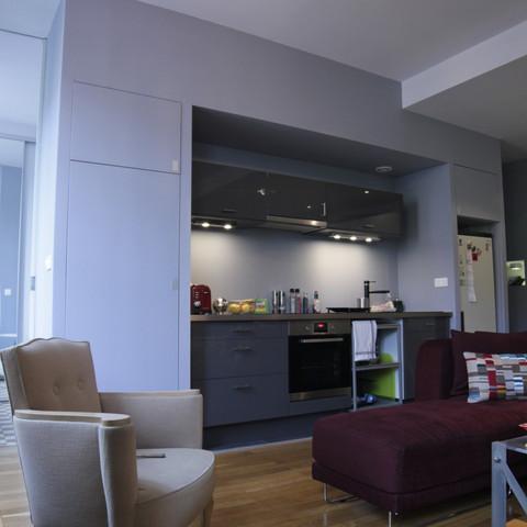 Projet 15 - Amenagement intérieur d un petit appartement Canut