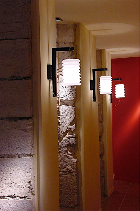 ambiance lumineuse restaurant Viaggio
