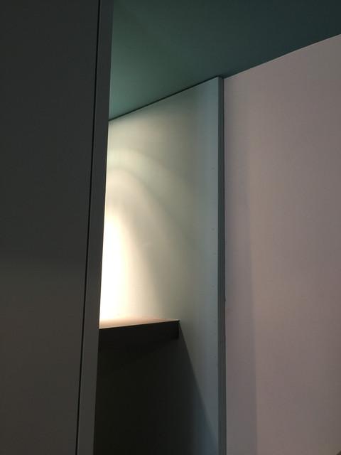 niche lumineuse